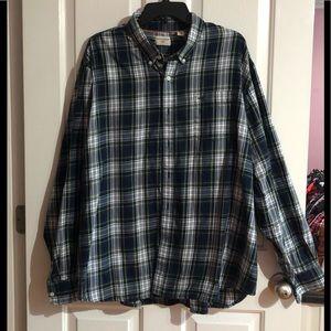 Like new Dockers long sleeve shirt XXL